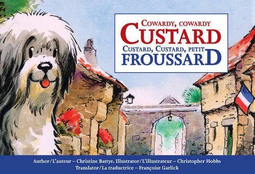 Cover of 'Cowardy, Cowardy Custard', a book by Christine Battye