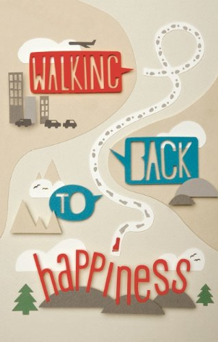 Cover of 'Walking Back to Happiness', a book by Christine Battye